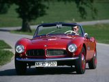 Pictures of BMW 507 (Series I) 1956–57