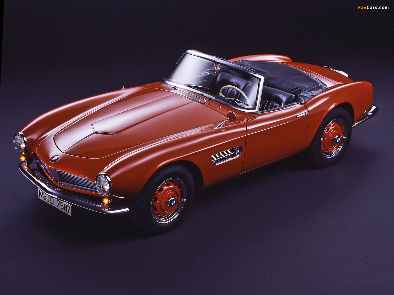 Pictures of BMW 507 (Series I) 1956–57 (1280 x 960)