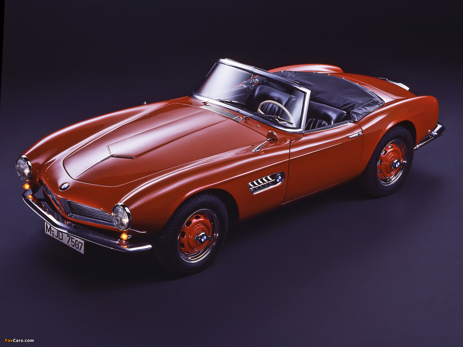 Pictures of BMW 507 (Series I) 1956–57 (1600 x 1200)