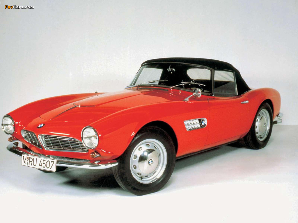 Pictures of BMW 507 (Series I) 1956–57 (1024 x 768)