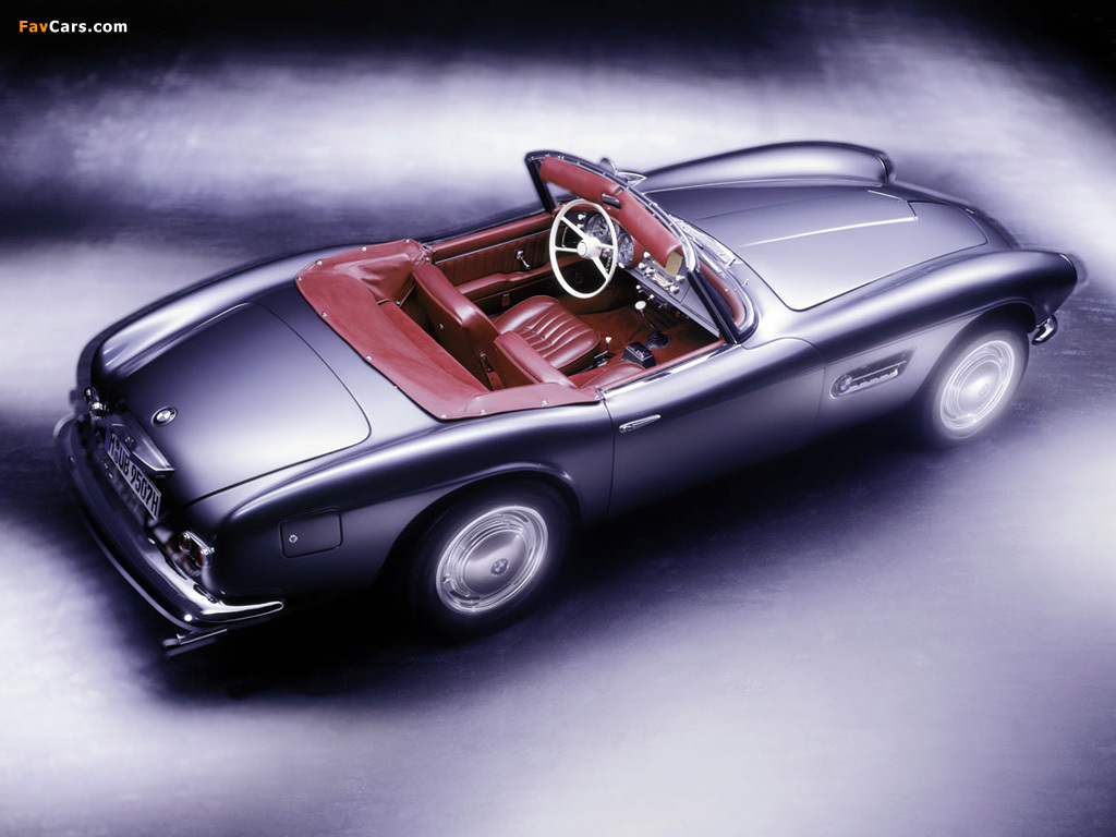 Pictures of BMW 507 (Series II) 1957–59 (1024 x 768)