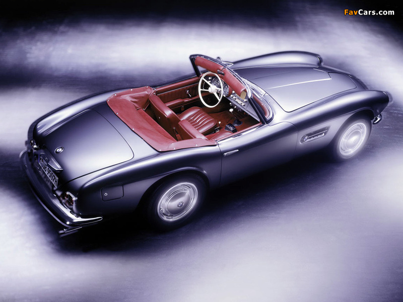 Pictures of BMW 507 (Series II) 1957–59 (800 x 600)