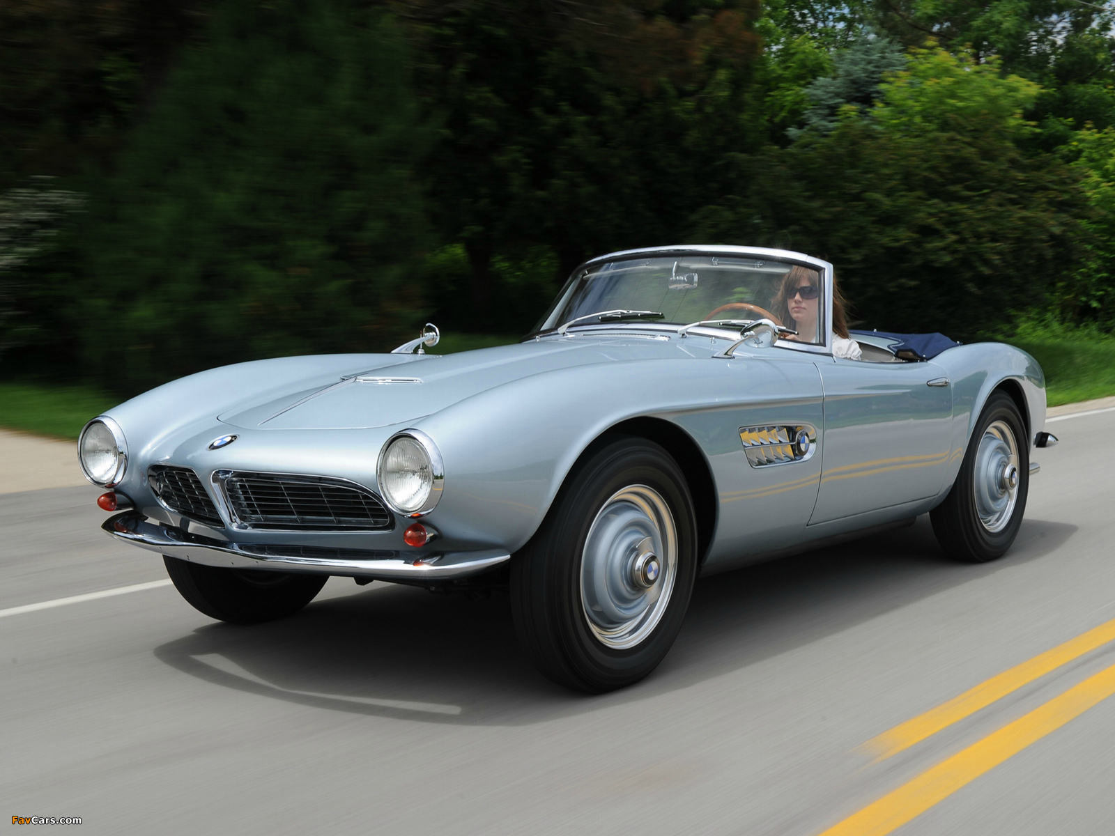 BMW 507 (Series I) 1956–57 wallpapers (1600 x 1200)