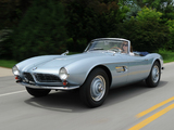 Wallpapers of BMW 507 (Series I) 1956–57