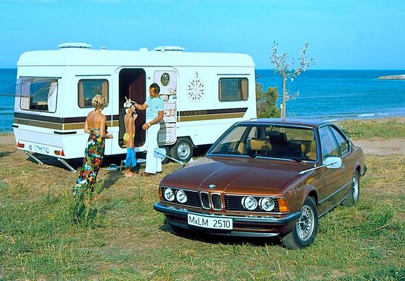 BMW 630CS (E24) 1976–79 images
