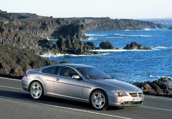 bmw 645ci coupe 2004