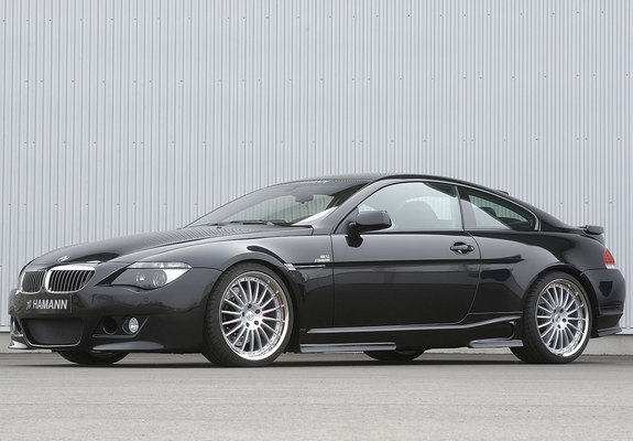 Hamann Bmw 6 Series Coupe E63 200408 Pictures