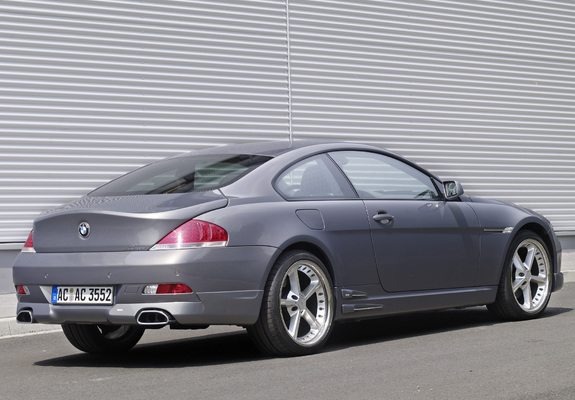 Ac Schnitzer Acs6 Coupe E63 200407 Pictures