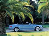 BMW 645Ci Cabrio (E64) 2004–07 pictures