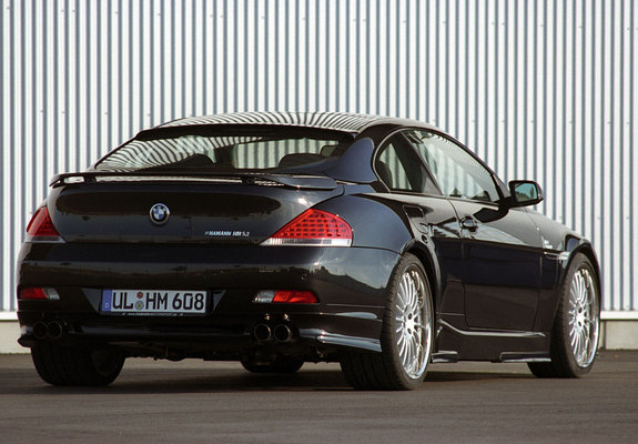 Hamann Bmw 6 Series Coupe E63 200408 Wallpapers