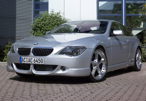 Ac Schnitzer Acs6 Coupe E63 200407 Wallpapers