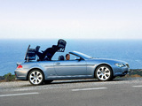 BMW 645Ci Cabrio (E64) 2004–07 wallpapers