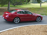 BMW 650i Coupe M Sport Package US-spec (F13) 2011 photos