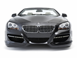 Hamann BMW 6 Series Cabrio (F12) 2011 pictures