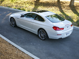 BMW 650i Coupe US-spec (F13) 2011 wallpapers