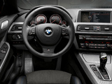 BMW 650i Coupe M Sport Package (F13) 2011 wallpapers