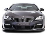 Hamann BMW 6 Series Coupe M Sport Package (F13) 2012 images