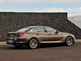BMW 640i Gran Coupe (F06) 2012 images