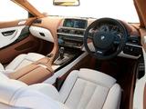 BMW 640d Gran Coupe ZA-spec (F06) 2012 images