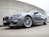 BMW 640i Gran Coupe M Sport Package AU-spec (F06) 2012 photos