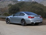 BMW M6 Coupe US-spec (F13) 2012 pictures