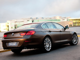 BMW 640d Gran Coupe ZA-spec (F06) 2012 pictures