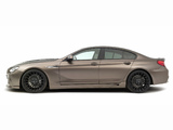 Hamann BMW 6 Series Gran Coupe M Sport Package (F06) 2013 pictures
