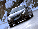 BMW 640i xDrive Gran Coupe M Sport Package (F06) 2013 wallpapers