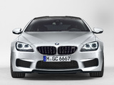 BMW M6 Gran Coupe (F06) 2013 wallpapers