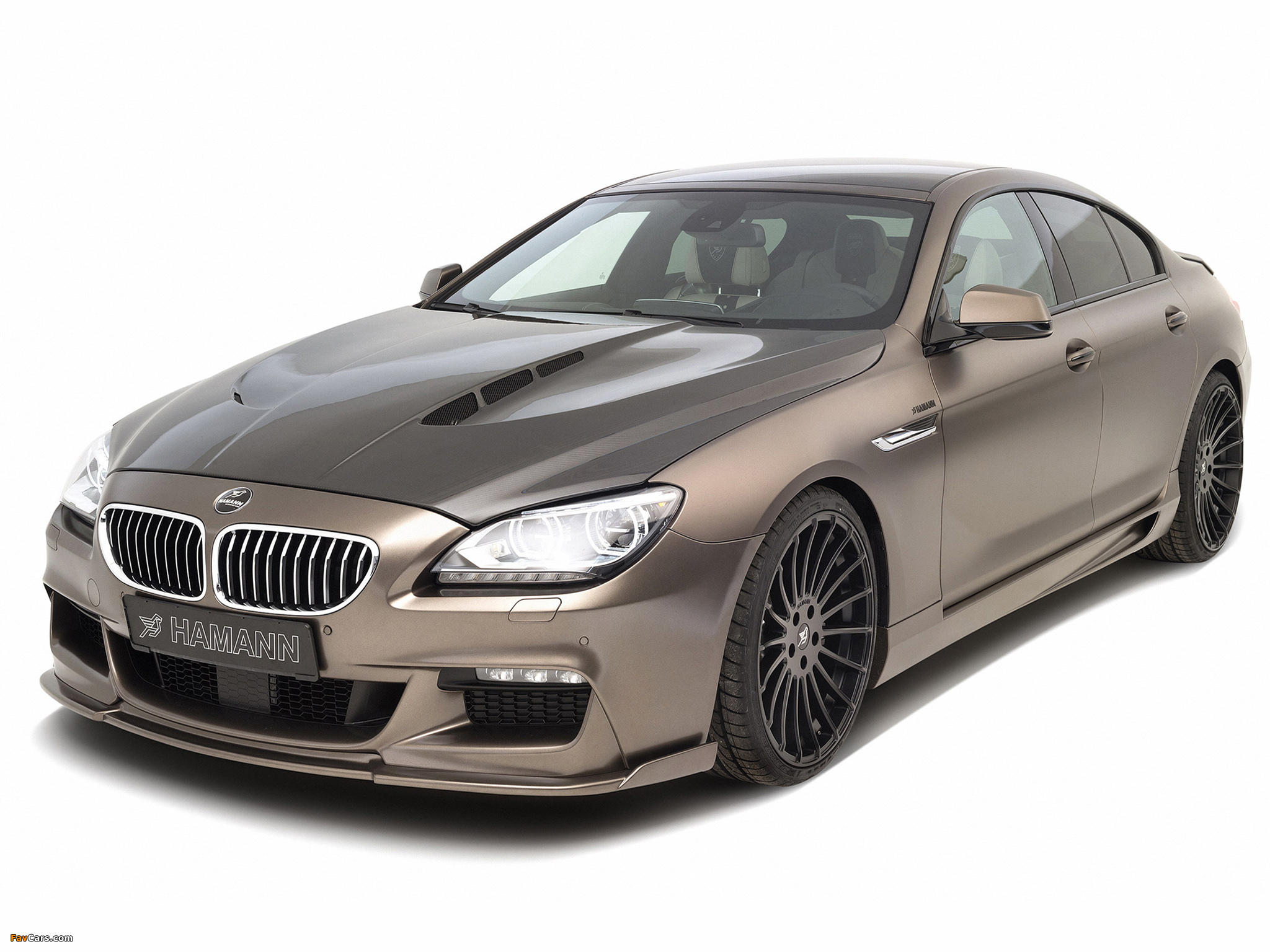 hamann bmw 6 series gran coupe m sport package f06 2013 wallpapers 2048x1536. Black Bedroom Furniture Sets. Home Design Ideas