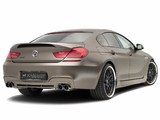 Hamann BMW 6 Series Gran Coupe M Sport Package (F06) 2013 wallpapers
