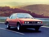 BMW 633CSi (E24) 1976–84 photos