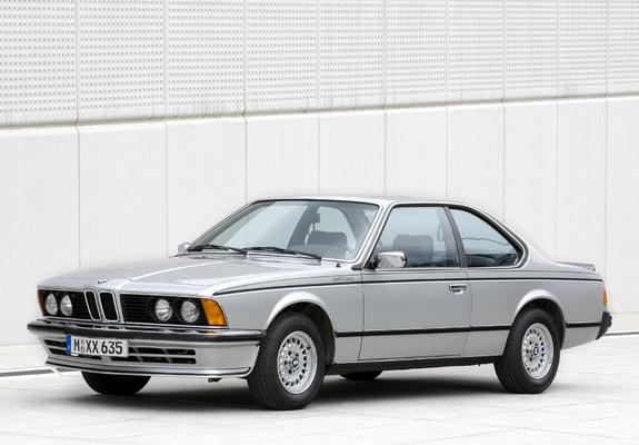 BMW 635CSi (E24) 1978–87 images