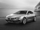 BMW 6 Series Coupe Concept (F12) 2010 photos