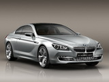 BMW 6 Series Coupe Concept (F12) 2010 wallpapers