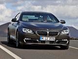 BMW 640i Gran Coupe (F06) 2012 photos