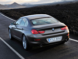 BMW 640i Gran Coupe (F06) 2012 pictures