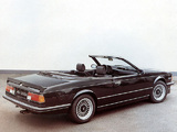 Images of ABC Exclusive BMW 6 Series Cabrio (E24) 1985