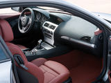 Images of BMW 635d Coupe (E63) 2008–11