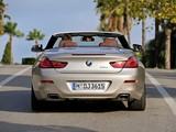 Images of BMW 650i Cabrio (F12) 2011