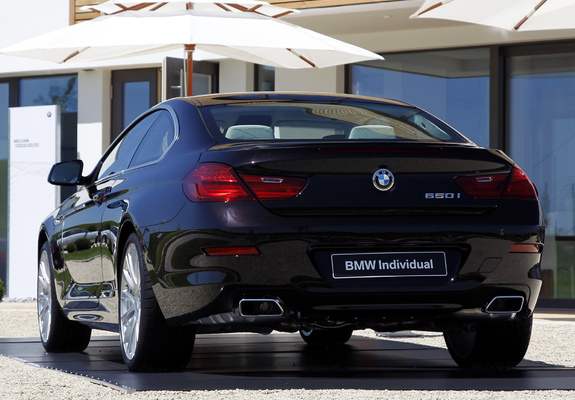 Images Of Bmw 6 Series Individual Coupe F13 2011