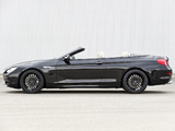 Images of Hamann BMW 6 Series Cabrio (F12) 2011