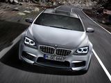 Images of BMW M6 Gran Coupe (F06) 2013
