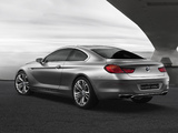 Images of BMW 6 Series Coupe Concept (F12) 2010