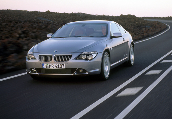 2004 bmw 645 coupe