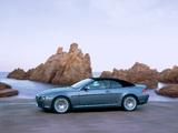 Photos of BMW 645Ci Cabrio (E64) 2004–07