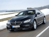 Photos of BMW 640d xDrive Coupe M Sport Package (F13) 2012