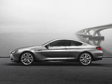 Photos of BMW 6 Series Coupe Concept (F12) 2010