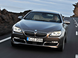 Photos of BMW 640i Gran Coupe (F06) 2012