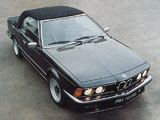 Pictures of ABC Exclusive BMW 6 Series Cabrio (E24) 1985